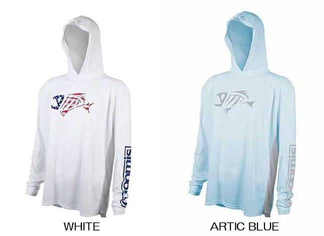 Gルーミス  UVカット Hooded Long Sleeve Technical T-Shirt Mサイズ
