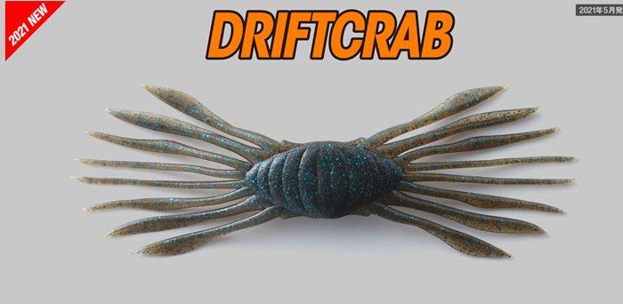 ジャッカル DRIFT CRAB 45 / ドリフトクラブ45