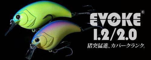 DEPS EVOKE 1.2 / イヴォーク 1.2