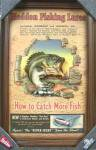 """Heddon 1942 Catalog""Pub Sign"