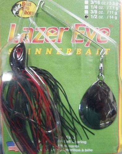 BASS PRO SHOPS バスプロショップス  Lazer Eye スピナーベイト SC(コロラドシングル)