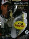 バスプロショップス KVD 3-ブレード スコーチャーベイト