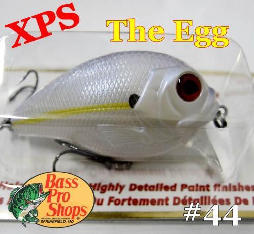 バスプロショップス XPS NITRO エクストリーム「The Egg」 SSCBL