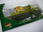 バスプロショップス トーナメントシリーズ Flick'n Shimmy Worms 5.8インチ#Greenpumpkin Seed
