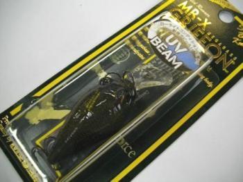 メガバス【UVインパクト】MR-Xグリフォン #ブラックゴールド