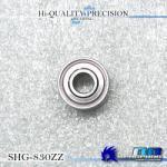 SHG-830ZZ 内径3mm×外径8mm×厚み4mm シールドタイプ