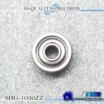 SHG-1030ZZ 内径3mm×外径10mm×厚み4mm シールドタイプ