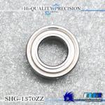 SHG-1370ZZ 内径7mm×外径13mm×厚さ4mm シールドタイプ