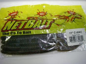 NETBAIT ネットベイト 11インチ C−MAC