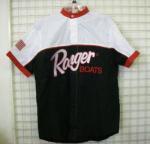 Ranger boats レンジャーボート トーナメントシャツ ブラック/ホワイト