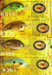 Strike King Pro-Model Crankbait セクシーシャッド