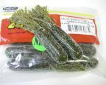 ZBC ズーム ソルティスーパーチューブ 4.25インチ #121-025 GREEN PUMPKIN