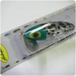 アーボガスト Big Eye Jitterbug 出目ジッターバグ G651 OFTカラー #OFT10(反射板入り)