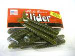 Slider スライダー 3インチ バスグラブ #GREEN PUMPKIN