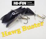 2014 WOOD製 HI-FIN ハイフィン ホッグバスター ステンレスウイング
