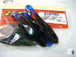 ZBC ズームワーム HORNY TOAD #083-124 BLACK/BLUE LEGS