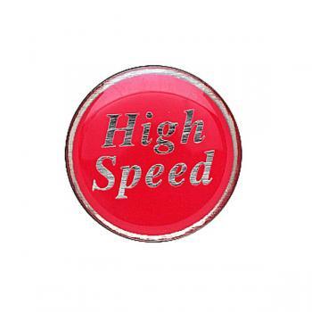 Abu Garcia High Speed(ハイスピード)  ピンバッチ