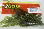 ZBC ズームワーム 8インチ マグナムリザード #033-054 Watermelon Red