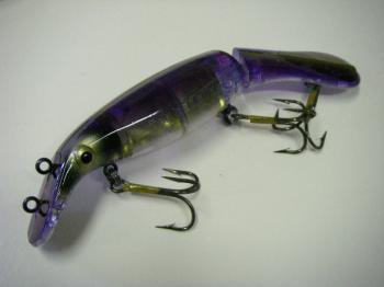 Drifter Tackle ビリーバー 8インチ ジョイント Deadly Naked(反射板入)#Cisco