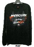 Mercury マーキュリー ロングスリーブ Pro XS #ブラック Mサイズ