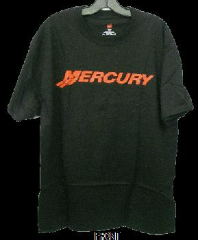 Mercury マーキュリー ショートスリーブ #ブラック Lサイズ