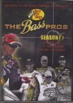 "BASS PRO SHOPS バスプロショップス 【DVD】""The Bass Pros""  Season 6  2012"