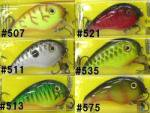 Strike King Series  Pro-Model Crankbait HC1XS