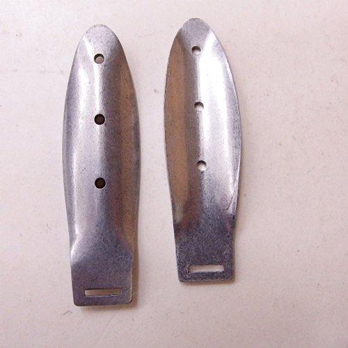 ハイフィンタイプのアルミウイング 交換用 純正同等品