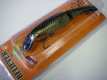 Drifter Tackle ビリーバー 6インチ ジョイント # Holo Black Fire