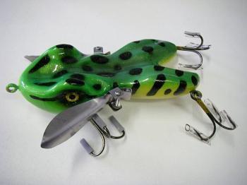 セネットタックル Creeptonite/クリープトゥナイト #01 Leopard Frog