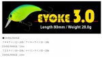 Deps/デプス EVOKE イヴォーク 1.2