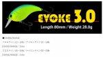 Deps/デプス EVOKE イヴォーク3.0