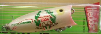 HEDDON ヘドン ベビーラッキー13 #2004年クリスマスカラー
