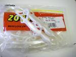 ZBC ズームワーム 6インチ リザード #002-045 White Pearl