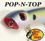 BASS PRO SHOPS バスプロショップス XPS  POP-N-TOP/ポップントップ