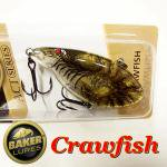 BAKER LURES/ベイカールアーズ Crawfish/クローフィッシュ