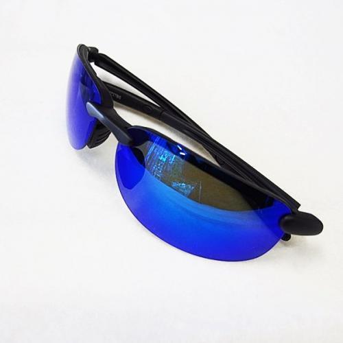 フライングフィッシャーマン 偏光サングラス 『Camroon』 Black Smoke/Blue Mirror 7727BS