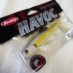 Berkley / バークレイ HAVOC/ハボック シックフィッシュ 5.5インチ