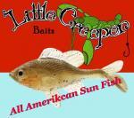 Little Creeper/リトルクリーパー オールアメリカンサンフィッシュ