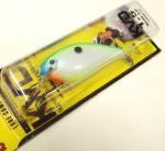 新色!ストライクキング スクエアビル クランクベイト KVD1.5 #534 Citrus Shad
