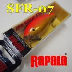 Rapala/ラパラ【限定復刻!】 シャローファットラップ SFR07  7cm