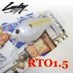 ラッキークラフトUSA 大森貴洋 RTOクランク 1.5