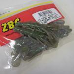 ZBC(ズームワーム) ウルトラバイブ スピードクロー #080-081 CINNAMON GREEN