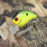 PH Custom Lures Little Huter Squarebill Crankbait # Copper Bream