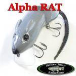 RAGO BAITS/ラゴベイツ アルファラット6.25inch  4oz