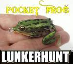 LUNKERHUNT/ランカーハント ポケットフロッグ
