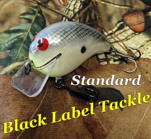Black Label Tackle/ ブラックレーベルタックル リカシェイ・スクエアビルクランク スタンダード