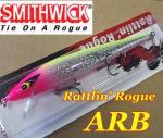 スミスウィック ラトリンログ ARB1200 2014年 OFTオリジナル・メッキカラー