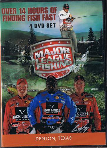 Major League Fishing 2014 Shell Rotella