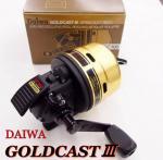 ダイワ/DAIWA  Goldcast 3 Spincast / ゴールドキャスト3 スピンキャストリール